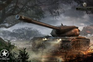 Heavy Tank World Of Tanks Wallpaper