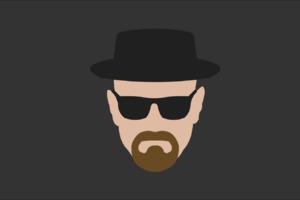 Heisenberg Minimalism Wallpaper