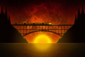 Hell Train 4k