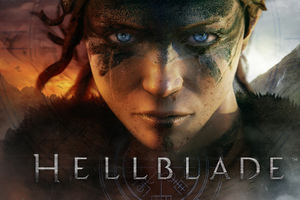 Hellblade PS4 Game Wallpaper