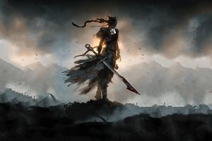 Hellblade Senuas Sacrifice Wallpaper