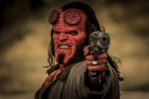 Hellboy 2019 5k Wallpaper