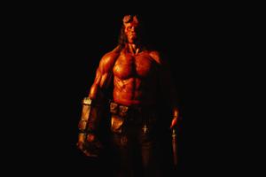 Hellboy 2019 Movie Wallpaper