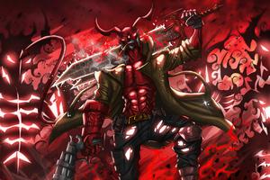 Hellboy 2020 4k