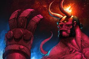 Hellboy 2020 New Wallpaper