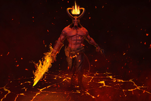 Hellboy 4k 2020