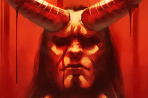 Hellboy 4kart New