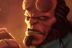 Hellboy 4knew