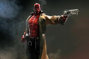 Hellboy Arts
