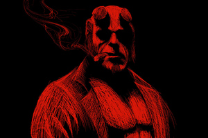 Hellboy Arts HD