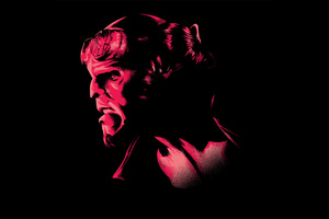 Hellboy Artwork 4k Wallpaper