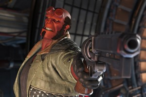 Hellboy Injustice 2