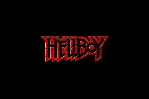 Hellboy Logo 4k Wallpaper