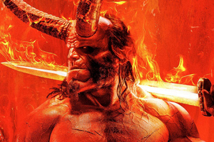 Hellboy Movie 2019 Poster