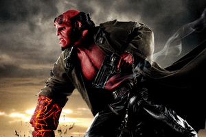 Hellboy Movie 4k