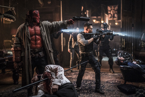 Hellboy Movie 5k 2019