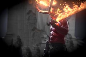 Hellboy Movie 5k 2019 New