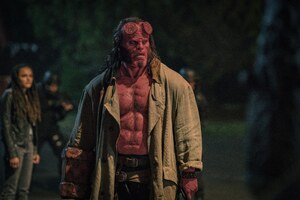 Hellboy Movie 5k