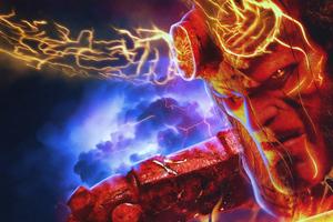 Hellboy New 4k Wallpaper
