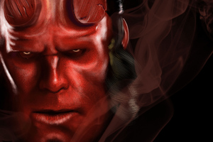 Hellboy New Art