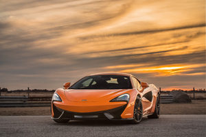 Hennessey McLaren 570 Wallpaper