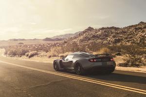 Hennessy Venom GT 4k