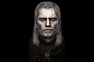 Henry Cavill As Geralt Of Rivia 4k
