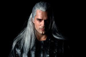 Henry Cavill As Geralt The Witcher Netflix 2019