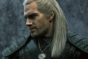 Henry Cavill Geralt The Witcher 2019