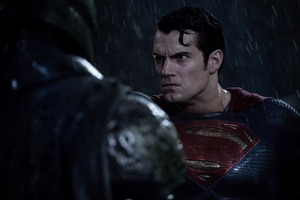 Henry Cavill In Batman Vs Superman 2 Wallpaper