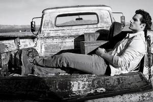 Henry Cavill Monochrome
