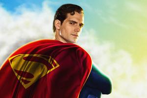 Henry Cavill Superman 5k Wallpaper