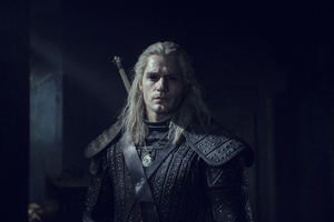 Henry Cavill Witcher 4k Wallpaper