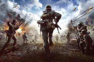 Heroes And Generals 4k Wallpaper