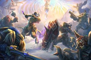 Heroes Of The Storm 10k Wallpaper
