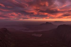 Highlands Landscape 4k Wallpaper
