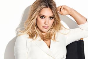 Hilary Duff Cosmopolitan 2017 5K