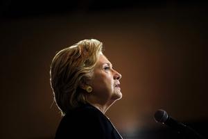Hillary Clinton 4k Wallpaper