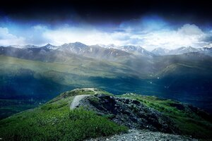 Hillslide Nature