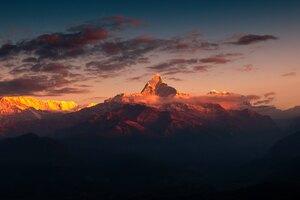 Himalayas 5k
