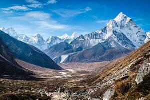 Himalya Mountains Wallpaper