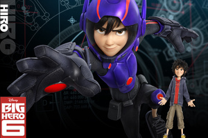 Hiro In Big Hero 6 Wallpaper