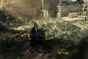 Hitman 2 Recovery Point