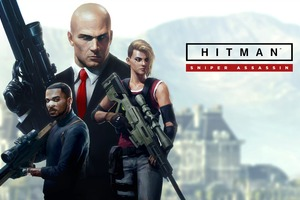 Hitman 2 Sniper Assassin 8k
