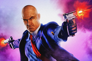 Hitman 2020 Game 4k Wallpaper