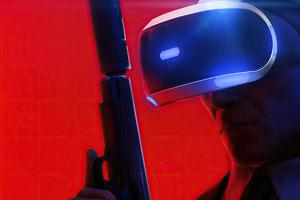 Hitman 3 VR 2020
