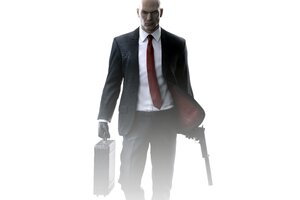 Hitman Agent 47 Game Wallpaper