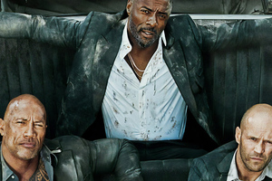 Hobbs And Shaw 4k 2019 Entertainment Weekly
