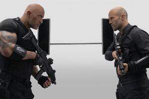 Hobbs And Shaw 8k 2019