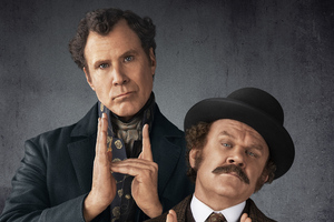Holmes And Watson Movie 2018 8k